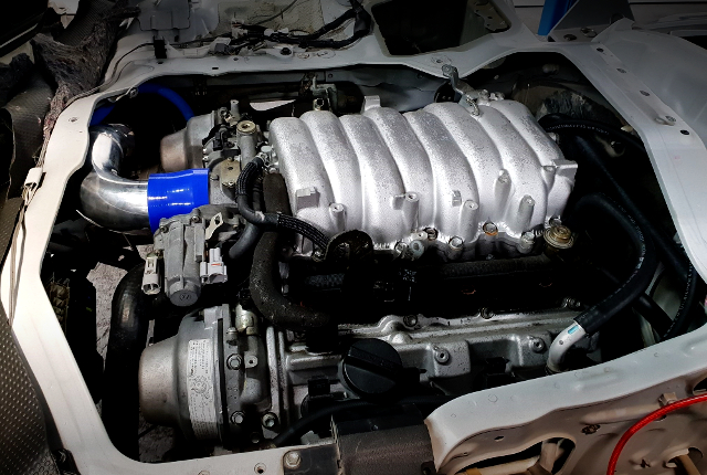 1UZ-FE VVTi V8 ENGINE