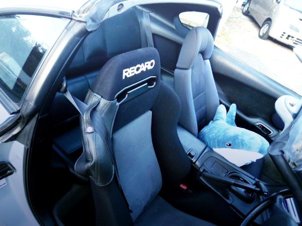 RECAROSEAT AT DRIVER