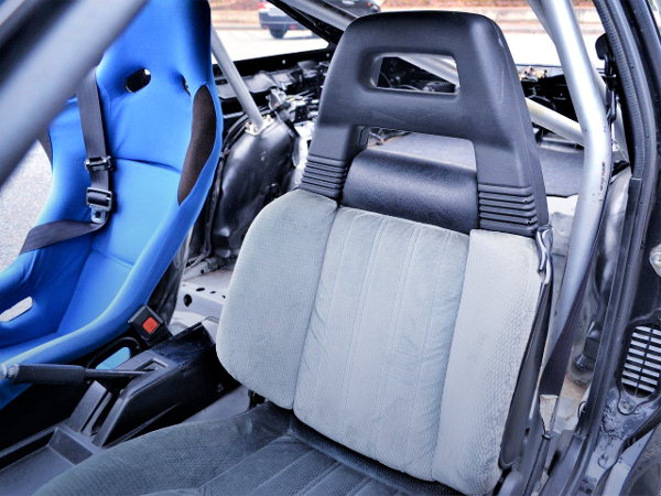 TWO-SEATER OF AE86 INTERIOR
