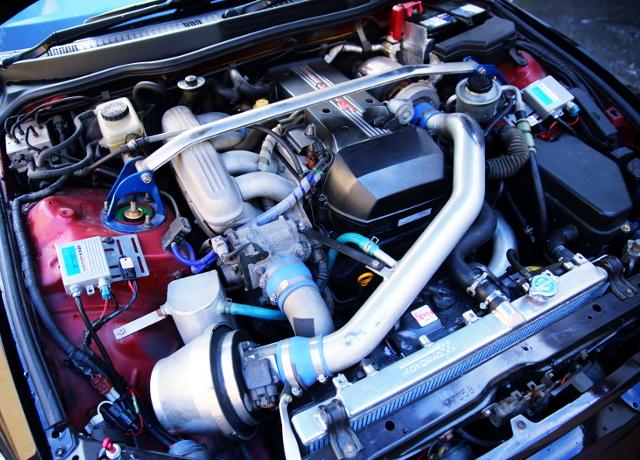 TURBOCHARGED 3S-GE ENGINE