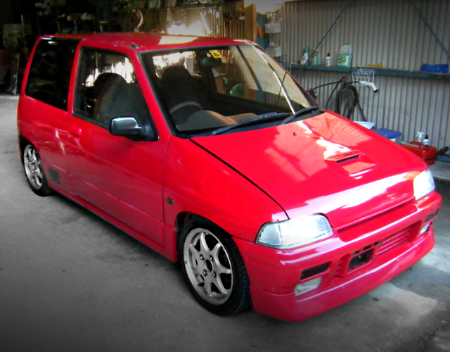 FRONT EXTERIOR CR22S ALTO WORKS TURBO ie