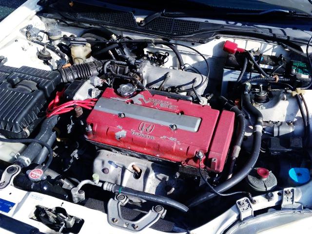 1850cc BUILD TO B16B VTEC ENGINE