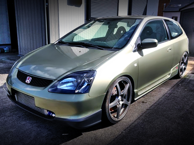 FRONT EXTERIOR EP3 CIVIC TYPE-R