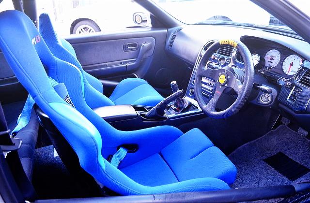INTERIOR R33 GT-R
