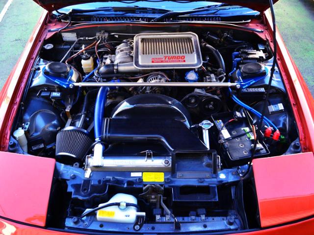 13B-T ROTATY TURBO ENGINE