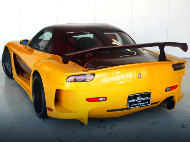 REAR EXTERIOR FORTUNE RX-7