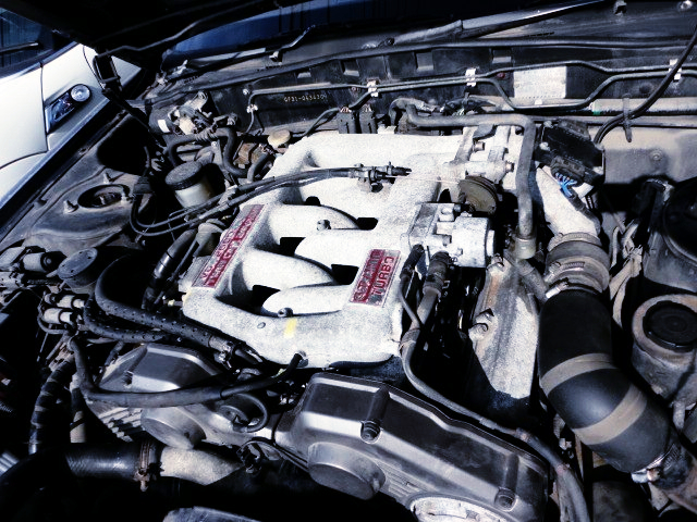 VG20DET 2000cc V6 TWINCAM TURBO ENGINE
