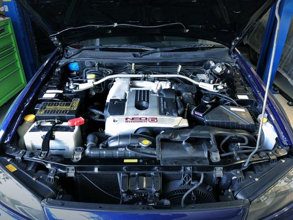 NEO 6 RB25DE ENGINE