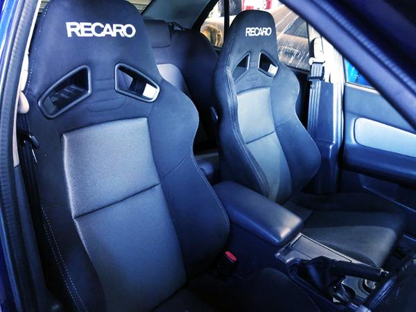 RECARO SR7 SEATS
