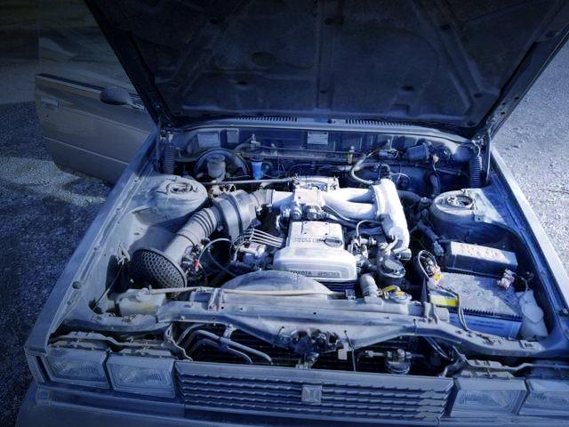 NA 1JZ-GE 2500cc ENGINE