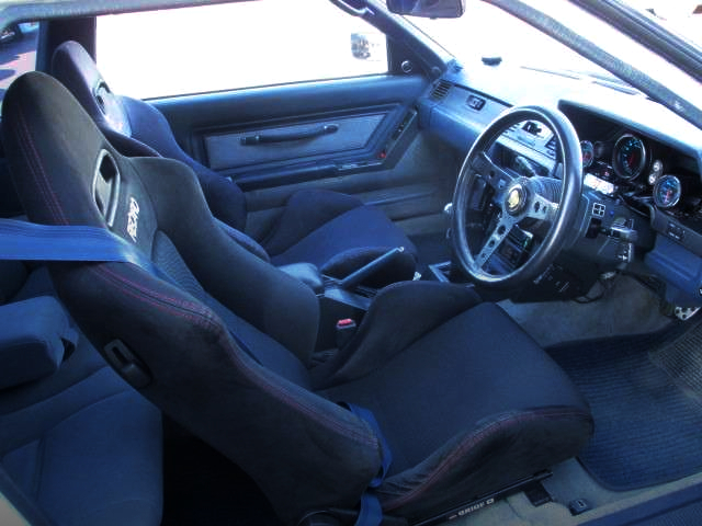 INTERIOR OF GZ10 SOARER