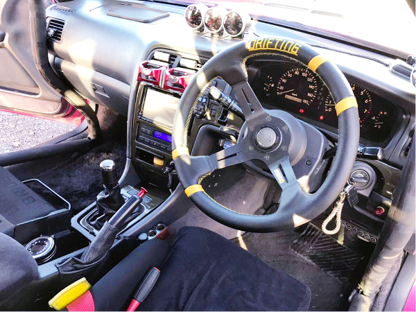 INTERIOR JZX100 CHASER