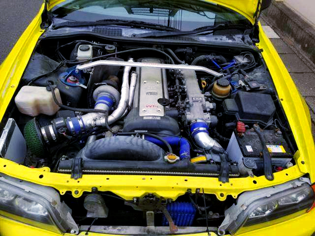 TD06-20G TURBO ON VVT-i 1JZ-GTE