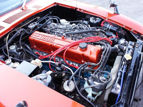 L28ET TURBO MOTO INTO S30Z ENGINE ROOM