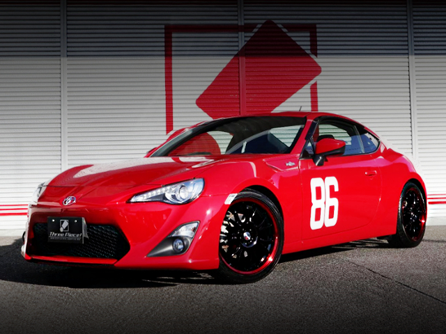 FRONT EXTERIOR MF GHOST REPLICA TOYOTA 86GT