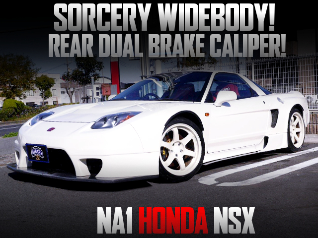 SORCERY WIDEBODY INSTALLED NA1 NSX
