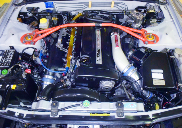RB26DETT ENGINE OF R32 GT-R MOTOR