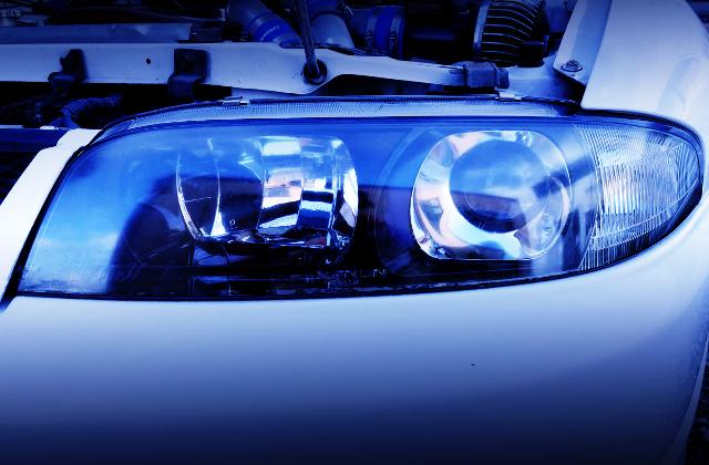R33 GT-R HEAD LIGHT