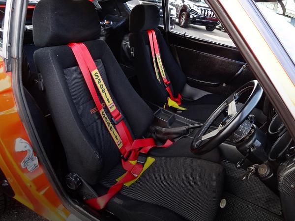 INTERIOR SEATS OF S30Z