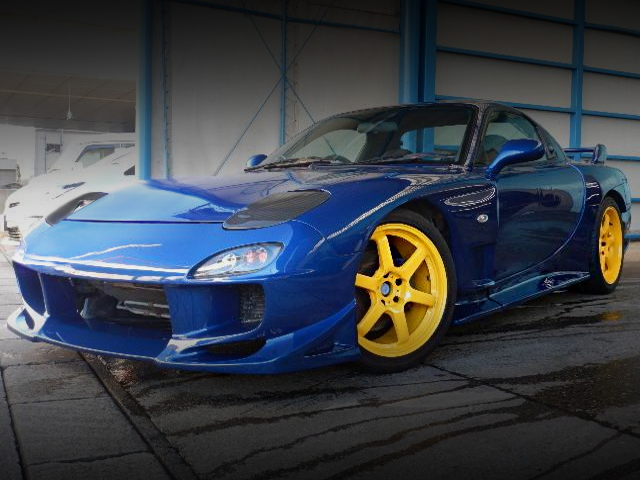FRONT EXTERIOR FD3S RX7 TYPE-RB