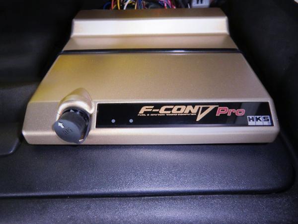 HKS F-CON V-PRO VERSION 3.4