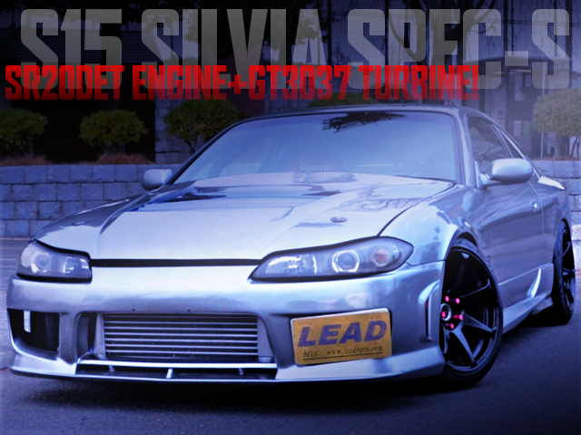 SR20DET SWAP AND GT3037 TURBO INTO S15 SILVIA SPEC-S