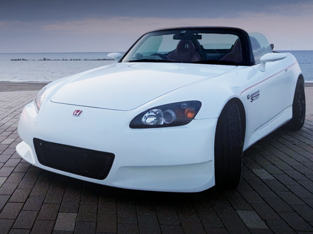 FRONT FACE OF AP1 S2000