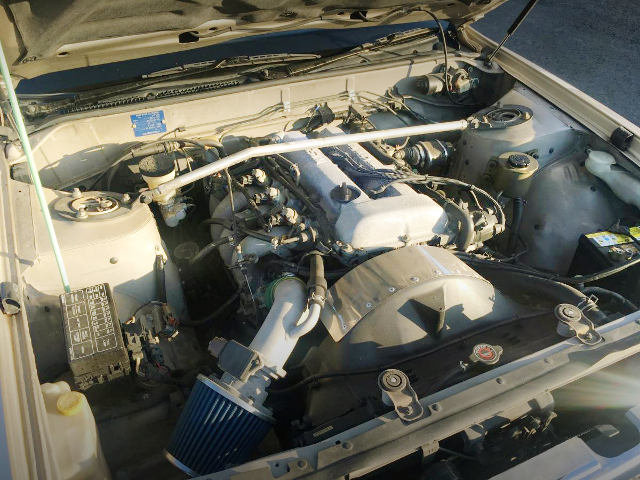 NATURAL ASPIRATION TO SR20DE ENGINE