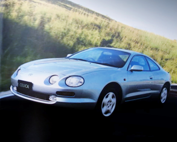 T200 TOYOTA CELICA NORMAL