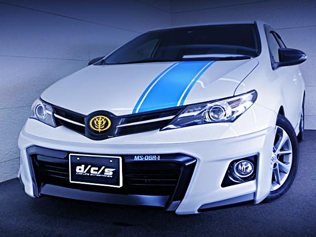 FRONT EXTERIOR SHIN MATSUNAGA'S AURIS RS S-PKG