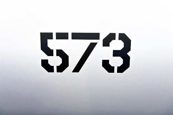 SHIN MATSUNAGA ZAKU2 NUMBER 573