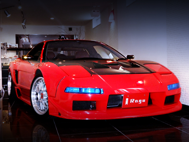 FRONT EXTERIOR OF NA1 NSX WIDEBODY