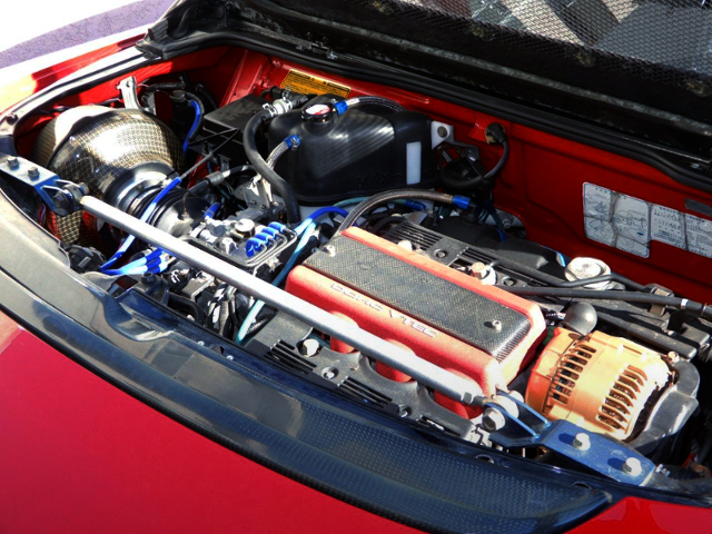 C30A 3000cc VTEC ENGINE OF NA1 NSX MOTO