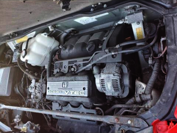 C30A V6 3000cc VTEC ENGINE