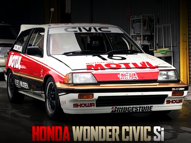 JTC MOTUL MUGEN CIVIC REPLICA