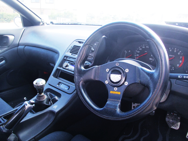 INTERIOR DASHBOARD OF Z32 300ZX