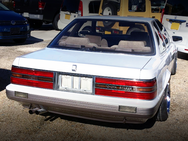 REAR TAIL LIGHT OF GZ20 SOARER