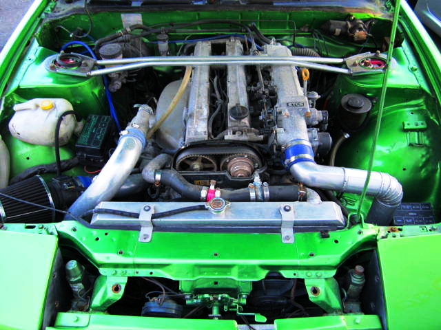 1JZ-GTE 2500cc TURBO ENGINE OF VVT-i MOTOR