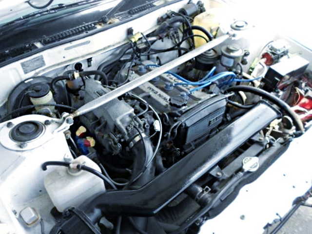16V 4AG ENGINE OF AA63 CELICA COUPE GT-R MOTOR