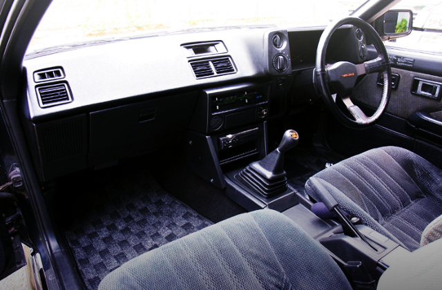 AE86 BLACK LIMTED DASHBOARD