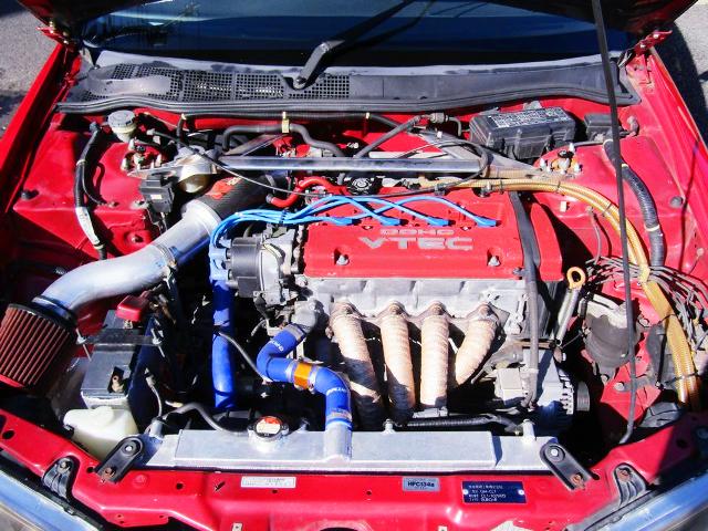 H22A VTEC ENGINE