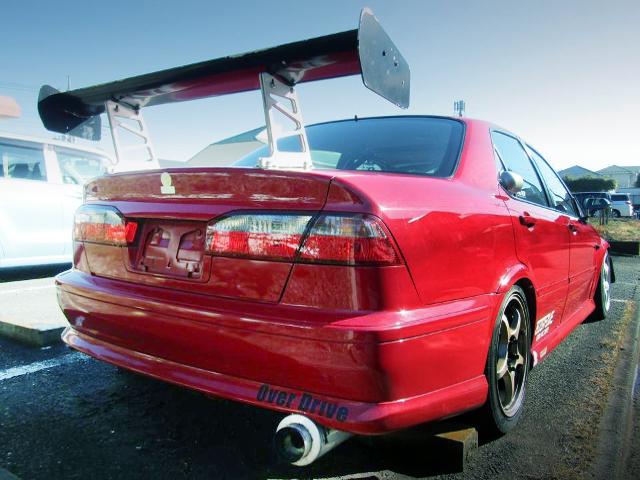 REAR GT-WING ON CL1 TORNEO EURO-R