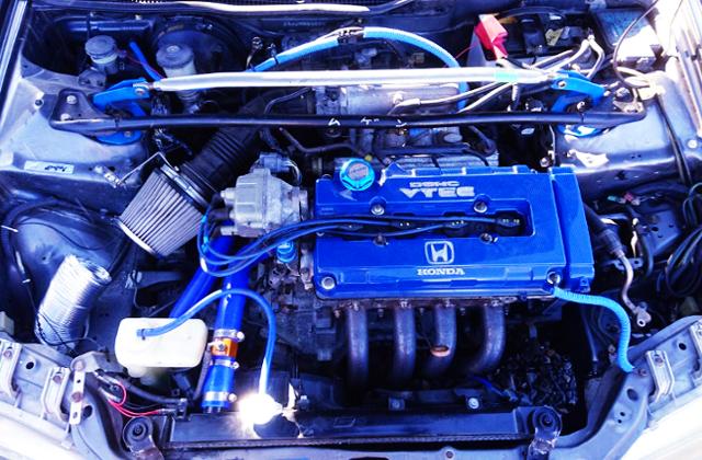 B20B KAI 2100cc VTEC ENGINE