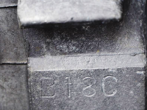 B18C ENGINE BLOCK LOGO