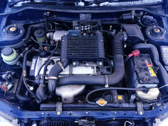 4E-FTE 1.3L TURBO ENGINE