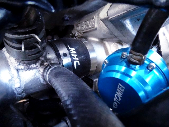TOMEI ARMS TURBOCHARGER