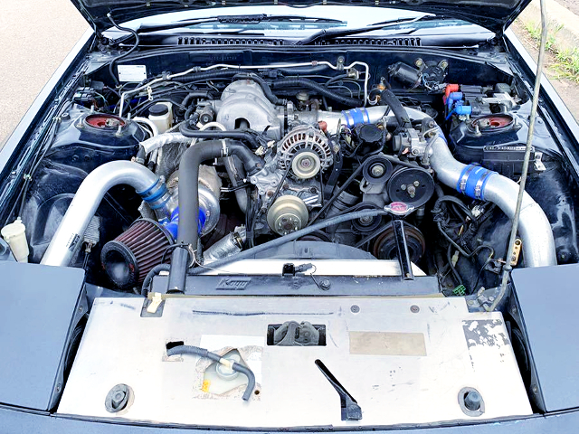 13B-T ROTARY TURBO ENGINE