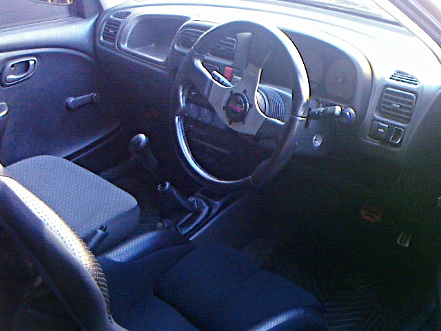 INTERIOR DASHBOARD STTERING