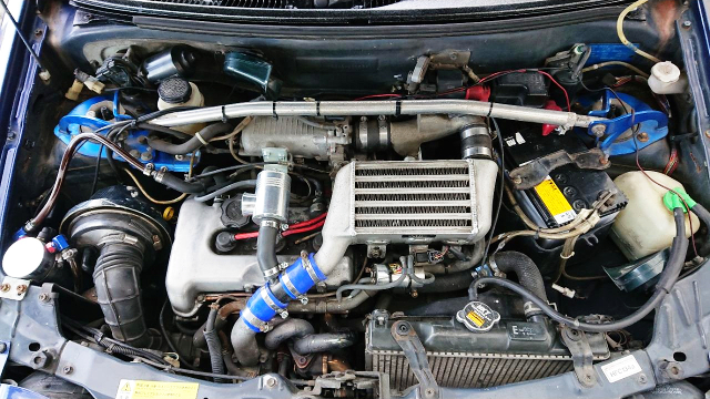 K6A DOHC TURBO ENGINE