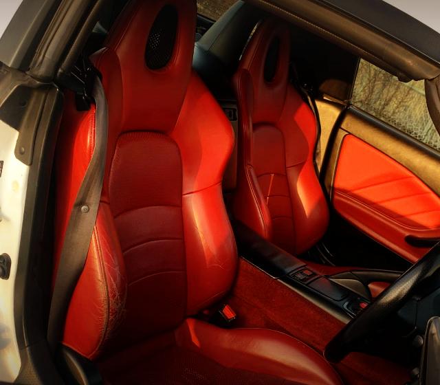 SEATS OF AP1 S2000